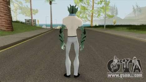 Lagoonboy Skin V2 for GTA San Andreas