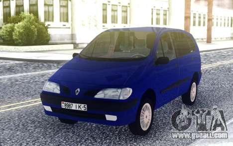 Renault Megane 1.4-16V for GTA San Andreas