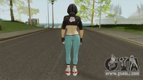 Momiji Sport Leggings for GTA San Andreas