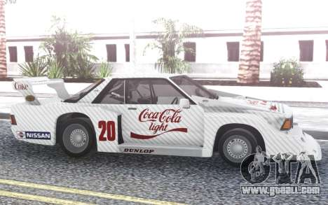 Nissan Bluebird Super for GTA San Andreas