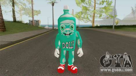 Dollynho for GTA San Andreas