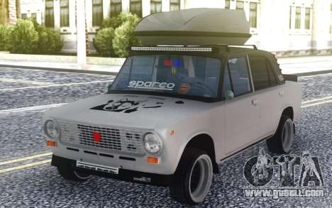 VAZ 2101 New Style for GTA San Andreas