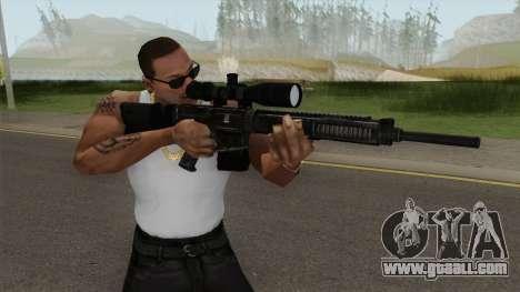 Battlefield 3 MK-11 for GTA San Andreas