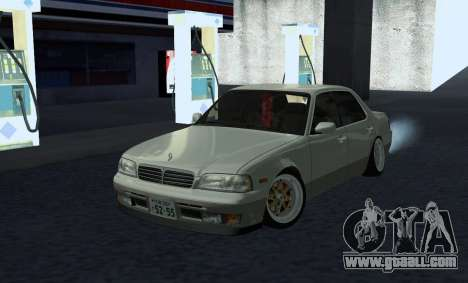 Nissan Laurel GC34 for GTA San Andreas