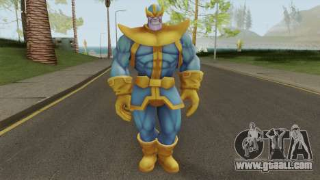 Marvel End Time Arena - Thanos for GTA San Andreas