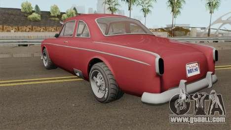 Vapid Clique GTA V IVF for GTA San Andreas