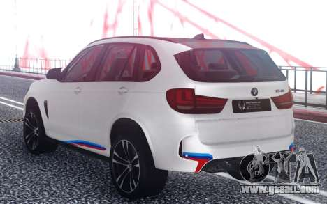 BMW X5 4x4 for GTA San Andreas