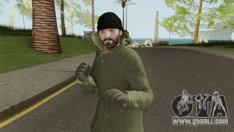 Skin Random 154 (Winter Outfit) for GTA San Andreas