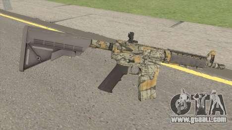 CS-GO M4A4 Modern Hunter for GTA San Andreas