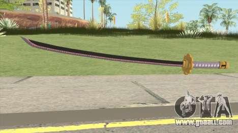 Roronoa Zoro Weapon for GTA San Andreas