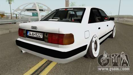Audi 100 Izmir Isi for GTA San Andreas