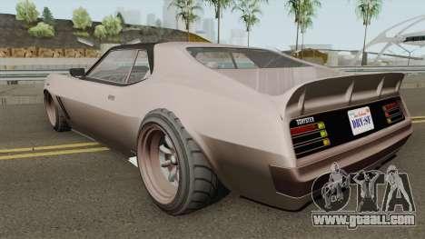Schyster Deviant GTA V Stock for GTA San Andreas