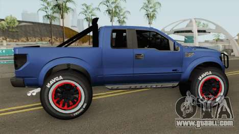 Ford Raptor BkSquadron for GTA San Andreas