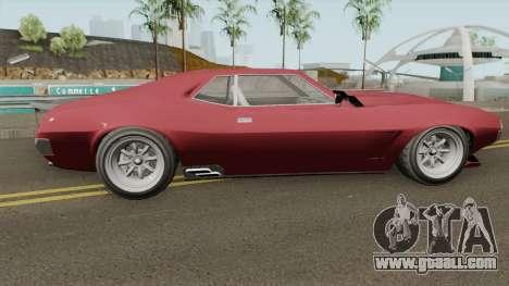 Schyster Deviant GTA V Primary for GTA San Andreas