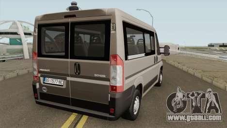 Peugeot Boxer 2.2 HDi for GTA San Andreas