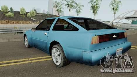 Annis Euros 86 for GTA San Andreas
