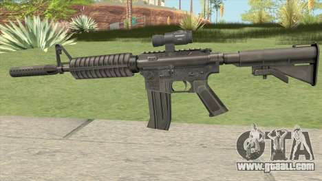 Assault Rifle GTA Online for GTA San Andreas