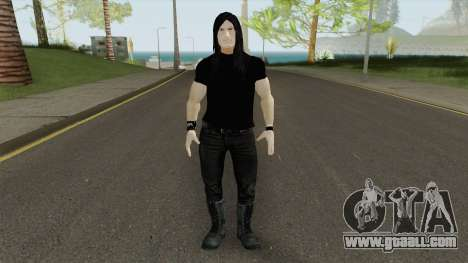 Metal Guy Skin for GTA San Andreas
