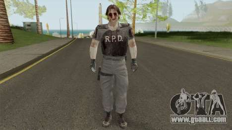 Dead Kevin (RPD) for GTA San Andreas