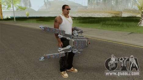 Robot Bomb for GTA San Andreas