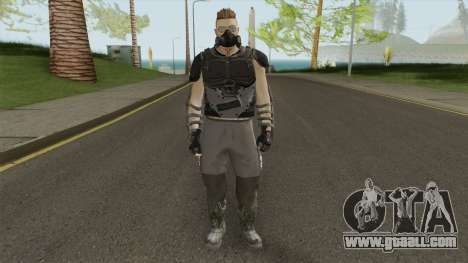 Skin Random 126 (Outfit Arena War) for GTA San Andreas