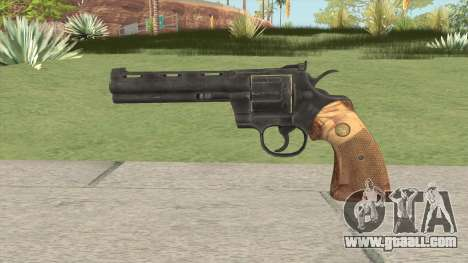 Rekoil 357 Magnum for GTA San Andreas