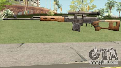 Insurgency MIC SVD for GTA San Andreas