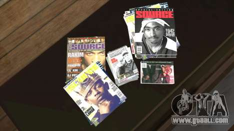 The Source Magazine for GTA San Andreas