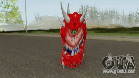 Cacodemon (DOOM 2) for GTA San Andreas