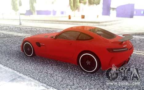 Mercedes-Benz AMG GT-R for GTA San Andreas