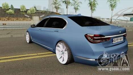 BMW 750Li for GTA San Andreas