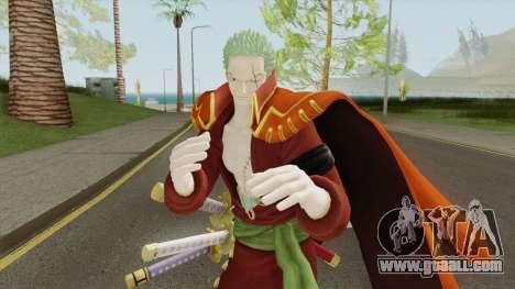 Roronoa Zoro V1 (One Piece Pirate Warrior 3) for GTA San Andreas