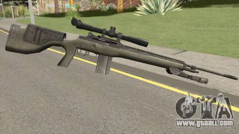 Insurgency MIC M14 Sniper for GTA San Andreas