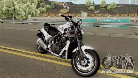 Yamaha 1700 V-Max 2009 for GTA San Andreas