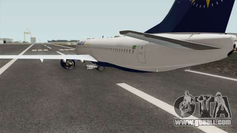 Boeing 737-800 Varig for GTA San Andreas