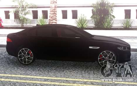 Jaguar XE for GTA San Andreas
