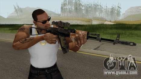 Exodo Metro AK47 for GTA San Andreas