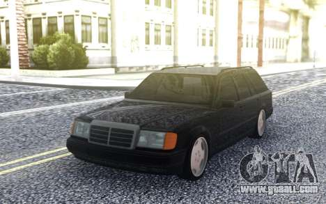 Mercedes-Benz E-Class W124 for GTA San Andreas