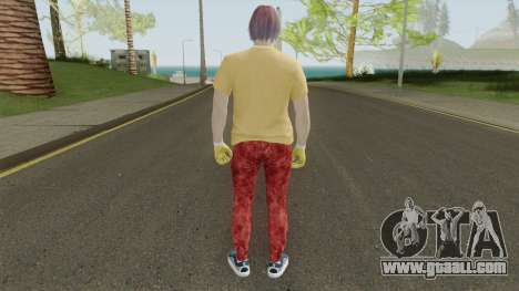 Skin Random 4 for GTA San Andreas