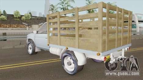 Nissan D-21 Con Estacas Estilo Colombiano for GTA San Andreas