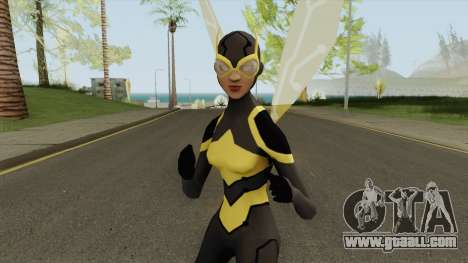 Bumblebee From Young Justice V1 for GTA San Andreas