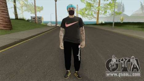 Skin Random 143 (Outfit Import-Export) for GTA San Andreas