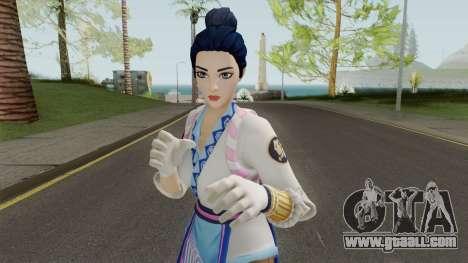 Maki Master From Fortnite for GTA San Andreas