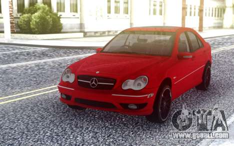 Mercedes-Benz С55 AMG W203 for GTA San Andreas