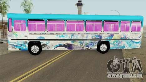 Ishan Express Bus for GTA San Andreas
