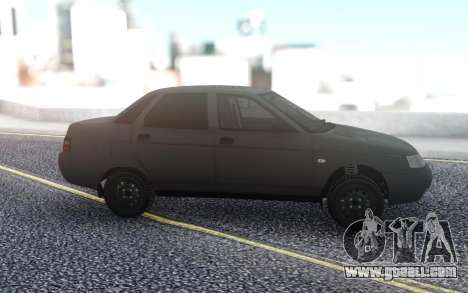 VAZ 2110 Bogdan for GTA San Andreas