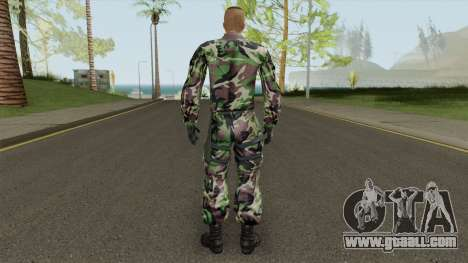 Special Force (SFPH) ROKMC for GTA San Andreas
