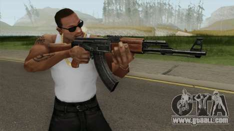Insurgency MIC AK-47 for GTA San Andreas
