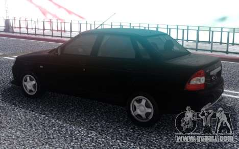 Lada Priora for GTA San Andreas