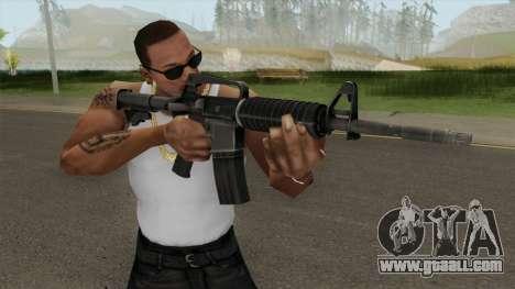 CS:GO M4A1 (Default Skin) for GTA San Andreas